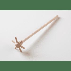 Twirling stick