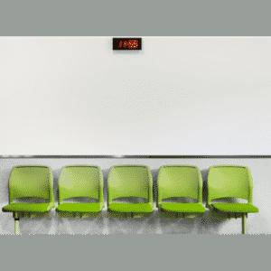 Waiting room seat